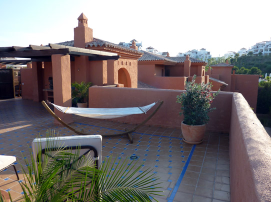 Montevideo exclusive luxury penthouse costa del sol for Terrace terrace